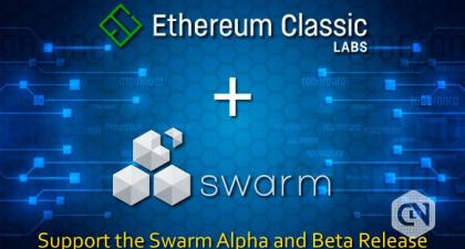 ETC Labs Partners with ETH Swarm for Swarm Alpha & Beta Release