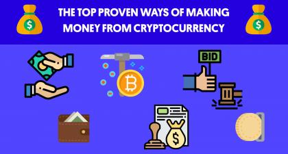 14 Proven Ways of Making Money from Cryptocurrency