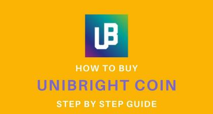 How to buy Unibright coin - is it worth to invest? | BTCbeginners