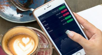Yahoo Finance App Users Can Now Track Their Bitcoin Balance at Coinbase