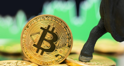 Bitcoin Spikes 5% to $4,100 in 2 Hours, Analyst Says Market Looks Bullish