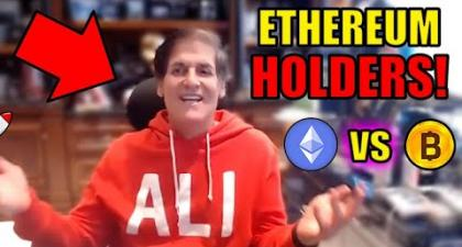 Ethereum OVER Bitcoin! Mark Cuban Explains Why Ethereum is the BEST INVESTMENT in Cryptocurrency – Coin4World