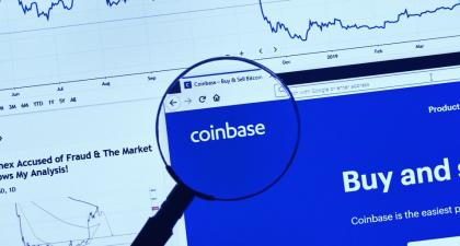 Coinbase Listing Pushes Ethereum-based Coin up 800%