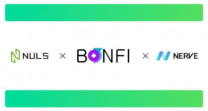 BonFi Launching on NULS POCM, 15th January