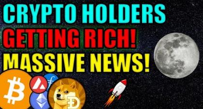 Cryptocurrency Holders are GETTING RICH! MAJOR NEWS for ETHEREUM, BITCOIN, FILECOIN, & DOGE! – Coin4World