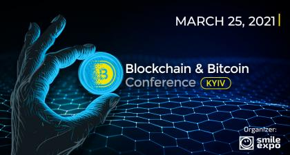 Blockchain & Bitcoin Conference will be held in Kiev on March 25 - Crypto News Blockchain & Bitcoin Conference will be held in Kiev on March 25