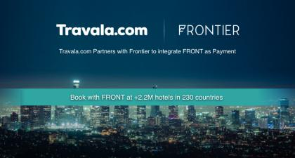 Travala.com Partners with Frontier to Integrate FRONT Official Travala.com Blog