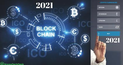 Korean blockchain expert firm Hashed's 2021 predictions for Blockchain & Crypto Market