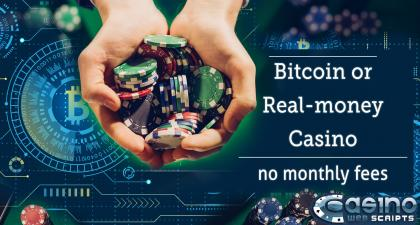 How to take advantage of the bitcoin rise by starting an online casino