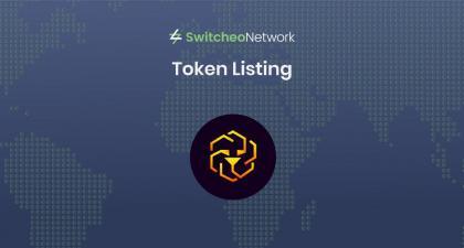 Switcheo Lists LEO Token (LEO) on EOS
