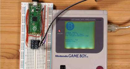 YouTuber converts his Nintendo Game Boy into a bitcoin miner | Finbold