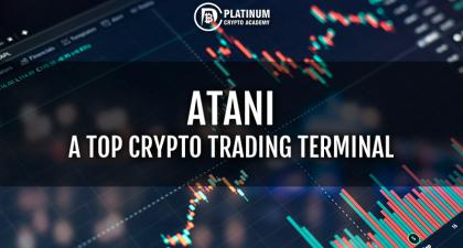 A Top Crypto Trading Terminal - For Serious Cryptocurrency Traders.