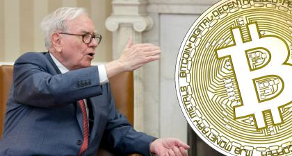 Warren Buffett Changing His Opinion on Cryptocurrency Investments