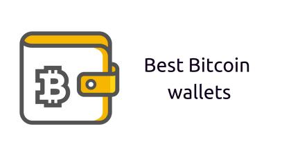 5 Best Bitcoin Wallets For Storing BitCoin Safely