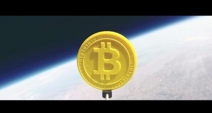 Bitcoin Reaches Space and Completes Transaction Outside Earth