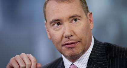 Bond king Jeffrey Gundlach says <bold>bitcoin</bold> is trading like it is in a <bold>bubble</bold>