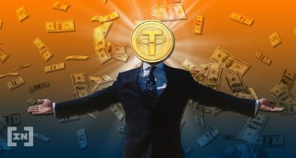 Tether Market Cap Passes $30 Billion for the First Time