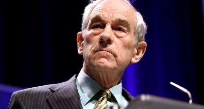Ron Paul says its Time to end the FED, Endorses Tax-Free Bitcoin