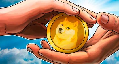 Dogecoin ranks among top 10 crypto assets for first time since 2015