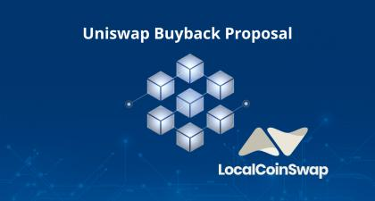 Uniswap Buyback Proposal