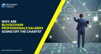 Why are Blockchain Professionals Salaries Going off the Charts? -
