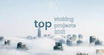ADA price - Top Staking Projects in 2021 By DailyCoin | Fintech Zoom
