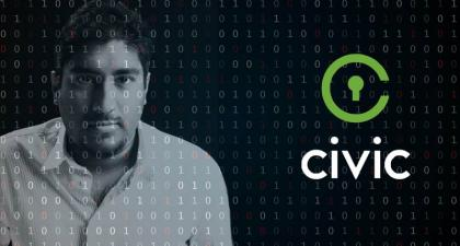 Vinny Lingham Embarks on Identity Management Quest With <bold>Civic</bold>