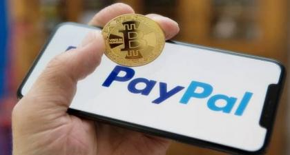 PayPal Now Lets Users Make Purchases With Their Cryptocurrencies