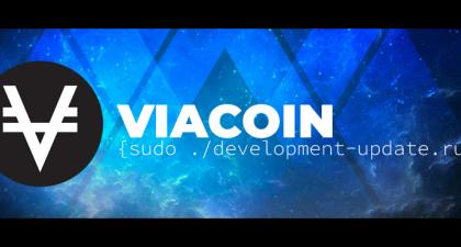 Viacoin Development Update — 12/2018 – Viacoin – Medium