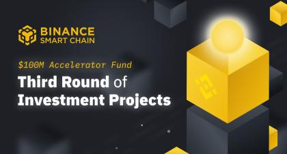 UPDATE: $100M Accelerator Fund Supports More Projects
