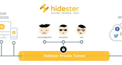 Hidester VPN Announces Exciting News That a Wide-Range of Cryptocurrency Now Accepted as Payment Methods