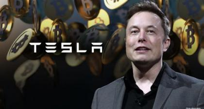Tesla Sold Some Bitcoins