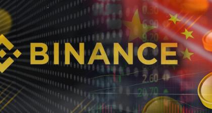 Binance Crypto Exchange Surpassed Entire Chinese Stock Market