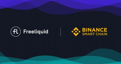 Unlocking Huge APY Gains for Liquidity Providers through Freeliquid Loans; Available on ETH, Soon on BSC!