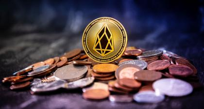Coin of the week: Ever heard of EOS?