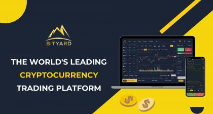 The Bityard Exchange: The Ultimate Spot Trading Platform
