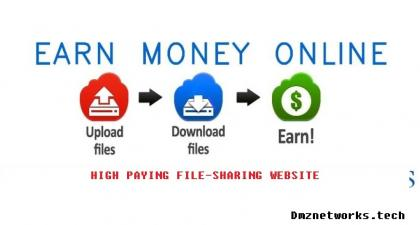 Earn Money Uploading Files + Payment Proof