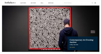 'Auction industry giant' Sotheby's accepts Bitcoin and Ethereum payments through Coinbase