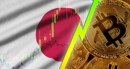 Japan sees record crypto deposits, nearly 7 times more than last year