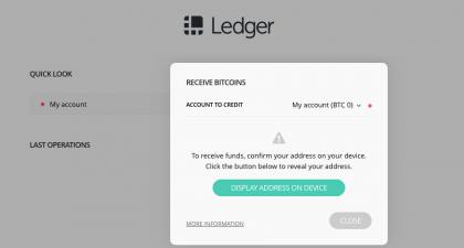 "Ledger updates wallet app to address ""Man in the Middle Attack"""