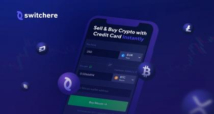 Switchere: Buy Crypto with CC, Pay with Local Banks, Swap and Sell Coins Online – Coinotizia