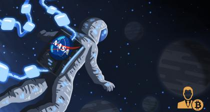 NASA Funds Two U.S. Firms to Develop a Blockchain-Based Communications Solution