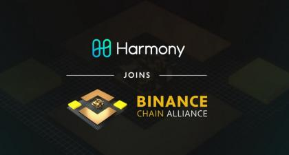 Harmony joins Binance Chain Alliance