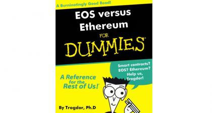 <bold>EOS</bold> <bold>vs</bold>. <bold>Ethereum</bold> for Dummies!