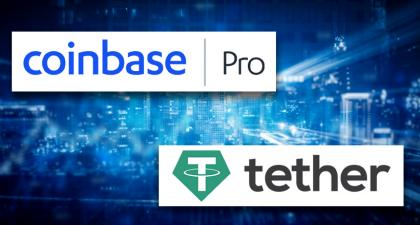 Coinbase Pro to Allow Trading of Stablecoin Tether USDT « Cryptos Rocket