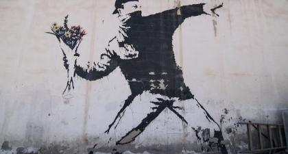 Sotheby's Announced Acceptance of Bitcoin for a Banksy Auction