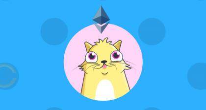 Ethereum-Based CryptoKitten Sells For $117,712