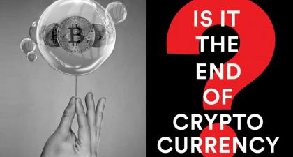 Is It the End of Cryptocurrency?