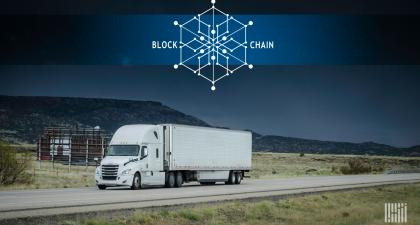 Blockchain could soon protect drivers hauling hemp