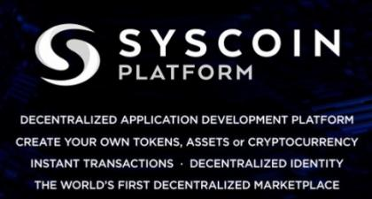 Understanding Syscoin 4 in 60 Seconds or less!